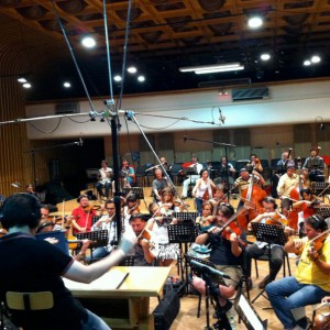 Enrico Goldoni With Orchestra Cnso Prague Making Music